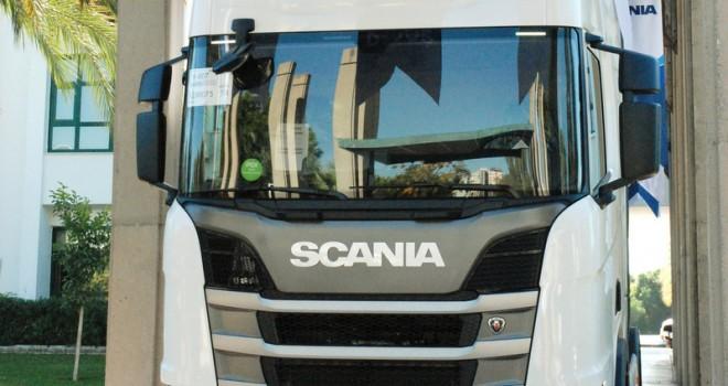 Scania'dan Tenise Destek