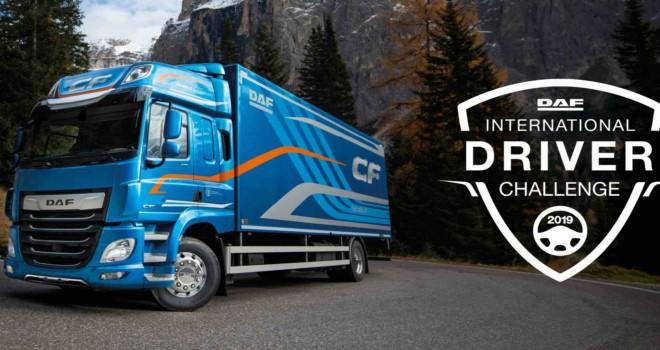 DAF Trucks, Türkiye'nin en iyi kamyon sürücüsünü arıyor