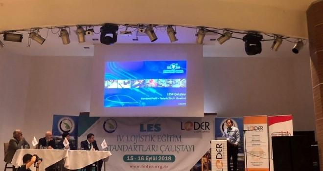 4. Lojistik Eğitim Standartları Çalıştayı Düzce Üniversitesi'nde Düzenlendi