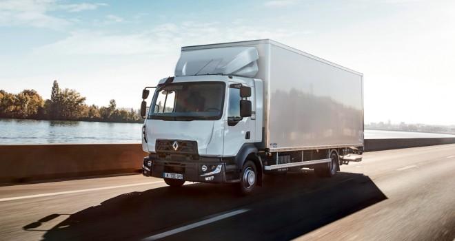 Renault Trucks D serisinden yüzde 7 yakıt tasarrufu