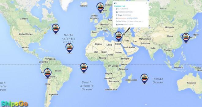 Dijital Platform ShipsGo'danLojistik Firmaları İçin Yeni Bir İnovasyon
