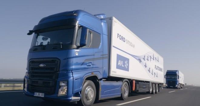 Ford Otosan ve AVL Türkiye'de bir ilki gerçekleştirdi
