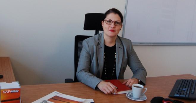 SAF-HOLLAND Aks Satış Direktörü Neslihan Beriş oldu