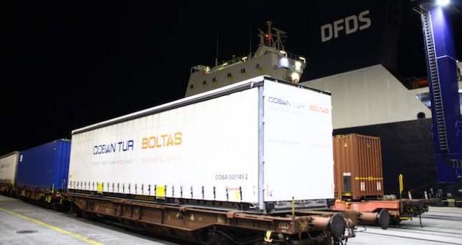 DFDS Akdeniz İş Birimi ve Çobantur Boltas işbirliği yaptı