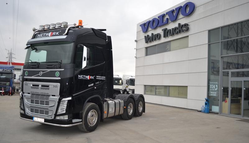 Büyümesini Volvo Trucks ile Sürdürüyor