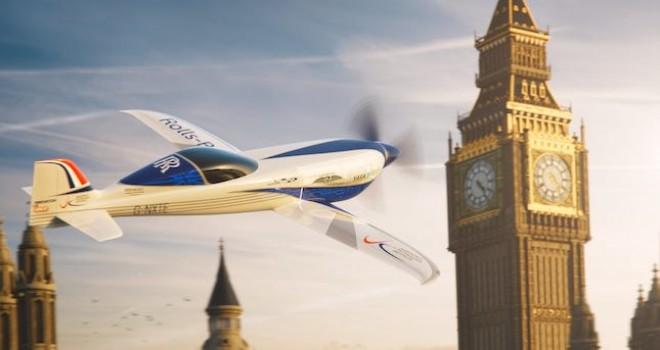 Rolls-Royce, dünyanın en hızlı tam elektrikli uçağını çalıştıracak teknolojinin testlerini tamamladı