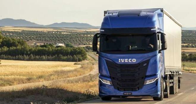 IVECO, 8. Gasnam Kongresi'nde doğalgaz ve taşımacılıkta alternatif çekiş için vizyonunu sundu