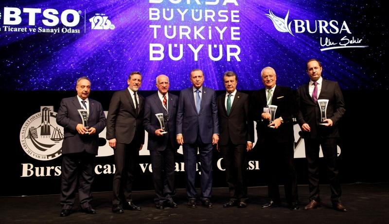 Bursa'dan Karsan'a