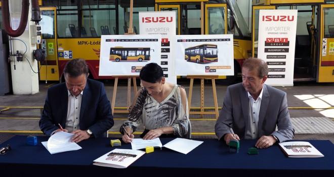 Isuzu Novociti Life otobüsleri Polonya'dan 25 adetlik sipariş aldı