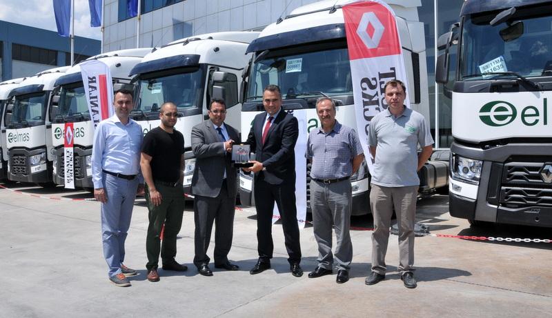 Filosuna kattığı yeni Euro 6 çekiciler ile toplam araç sayısını 140 adede yükseltti