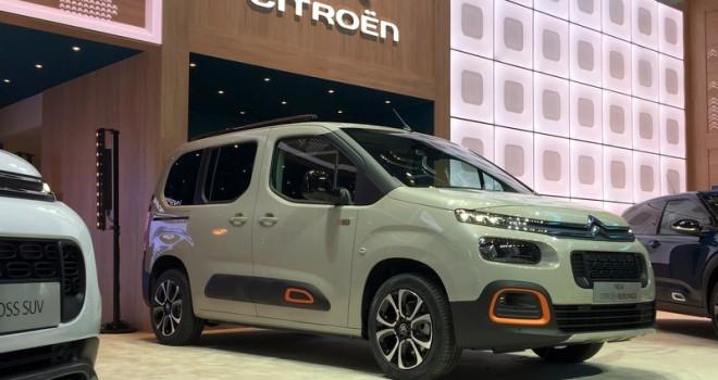 Citroën Yeni Berlingo'nun dünya tanıtımı Cenevre'de yapıldı