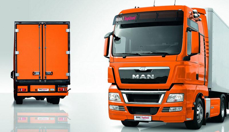 2. El kamyon ve çekicileri 24 aya varan garanti ile satışa sunuyor