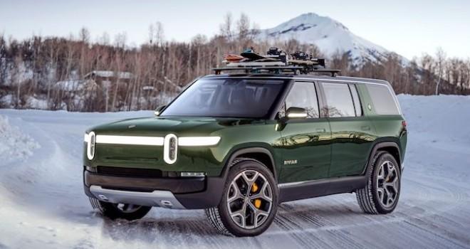Dünyanın İlk Elektrikli Pick-Up Aracı R1T ve Elektrikli SUV R1S İçin Scorpion Lastik Serisinin Özel Versiyonları Yaratıldı