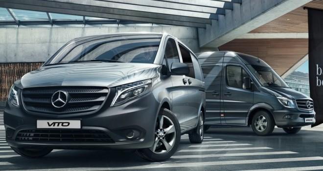 Mercedes-Benz Türk'ten yük taşımacıları için hafif ticari araç kampanyası