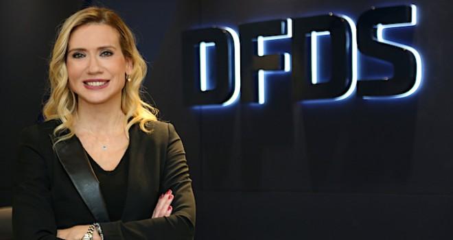 DFDS Akdeniz İş Birimi Kurumsal İletişim Müdürü Özlem Dalga oldu