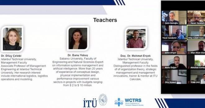 UND, WCTRS ve İTÜ'den geleceğin lojistikçilerini yetiştirecek sertifika programı