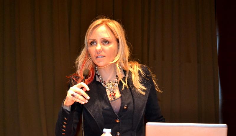 """Diane Arcas: """"Denizyolu, demiryolu ve karayolunu birbirine bağlayan Türkiye'nin ilk şirketi olmayı amaçlıyoruz"""""""