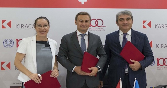 Karsan ve ILO arasında kadın istihdamına yönelik protokol imzalandı