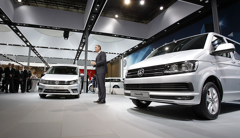 Yeni Caravelle'nin dünya tanıtımı İstanbul'da yapıldı
