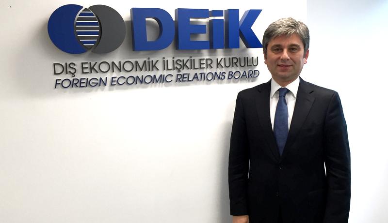 Turgut Erkeskin, DEİK'te çok önemli bir göreve seçildi!