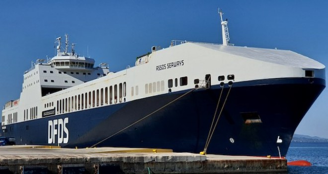 DFDS Akdeniz İş Birimi, Türkiye'nin kültür mirasını Akdeniz sularına taşıyor