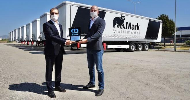 Krone'den Mark Multimodal'a 10 adet Profi Liner