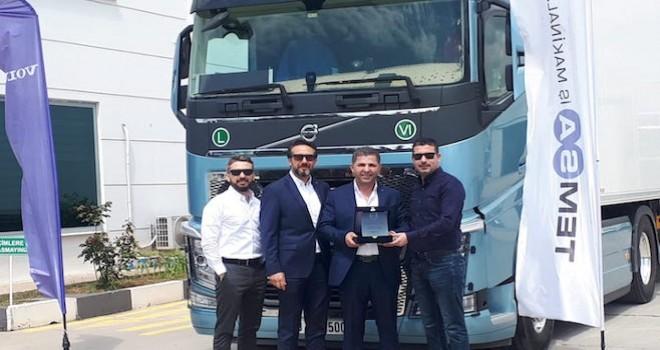 Seyid Lojistik 10 adet Volvo Trucks çekici ile filosunu güçlendirdi