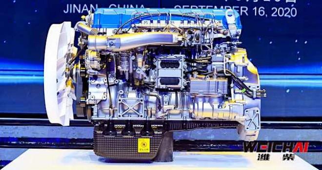 Bosch ve Weichai Power, Weichai kamyon dizel motorlarının verimliliğini yüzde 50'ye çıkardı