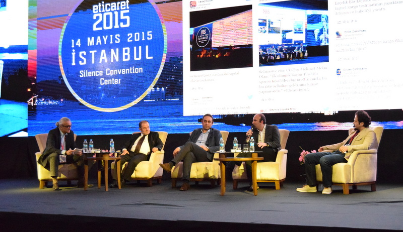 Beykoz Lojistik MYO'nun düzenlediği konferansta e-ticaret sektörünün nabzı tutuldu