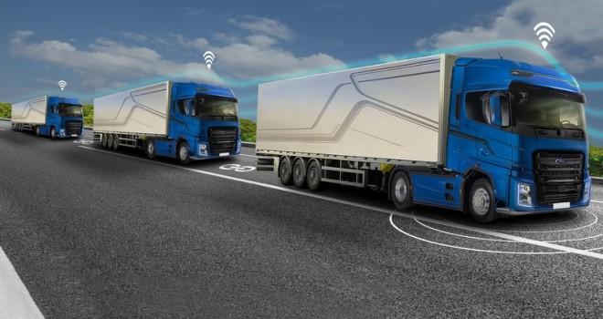 Ford Trucks ve AVL'den otonom sürüş işbirliği