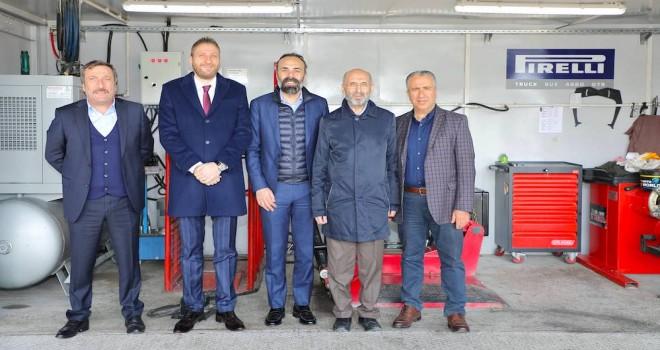 """510 araçlık filoya sahip Evra Group Prometeon Türkiye'nin """"ProTruck"""" çözümünü tercih etti"""
