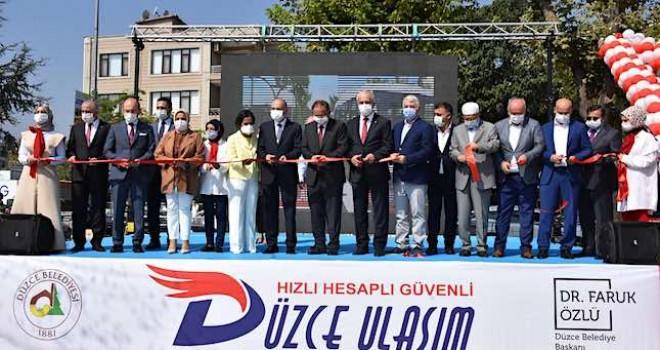 Düzce Belediyesi'ne 114 Adet Karsan Jest+