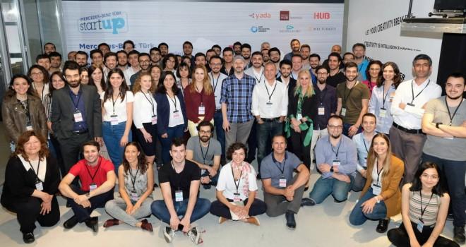 3 startup'a toplamda 150 bin TL'lik ödül verilecek Mercedes-Benz Türk StartUp 2019 yarışması başladı