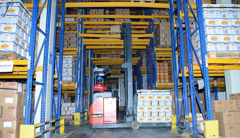 Yıldız Holding'in likit ve margarin ürünlerinin lojistiğini yapacak