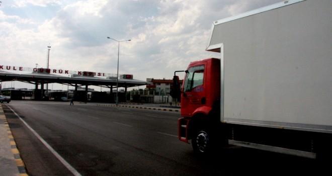 UND, Mayıs ayı karayolu taşıma istatistiklerini açıkladı