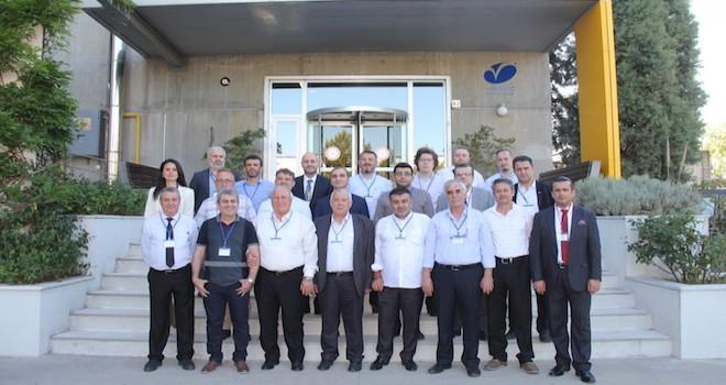 TREDER'de yeni yönetim ilk ziyaretini aydınlatma firmasıVarroc'a yaptı