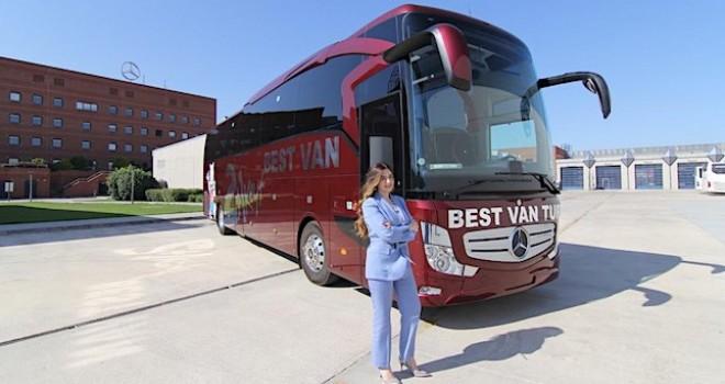 Best Van Tur'dan 20 milyon TL'lik 9 adet otobüs yatırımı