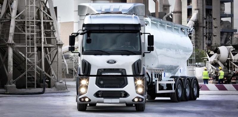 Ford, 2015'te ne kadar kamyon sattı, pazar payı ne oldu? İşte cevabı...