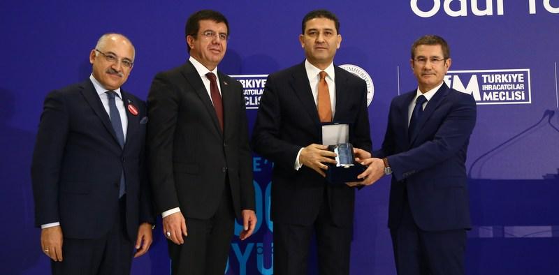 Ford Otosan'a mühendislik ihracatı ödülü