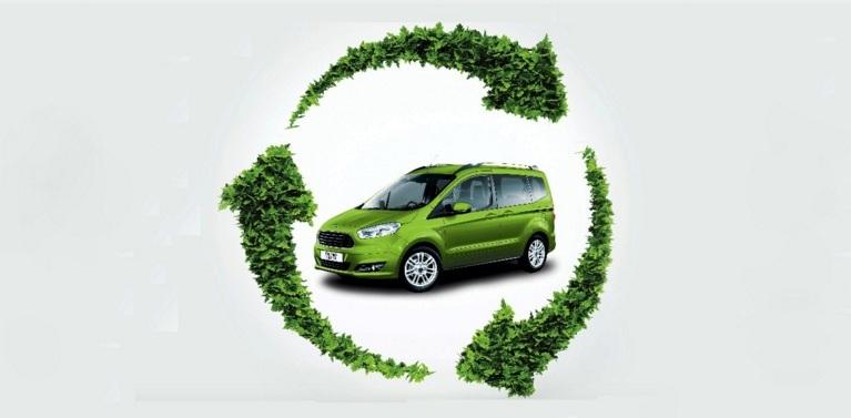 """Ford Otosan'dan """"Sürdürülebilir Çevre, Sürdürülebilir Toplum"""" raporu..."""