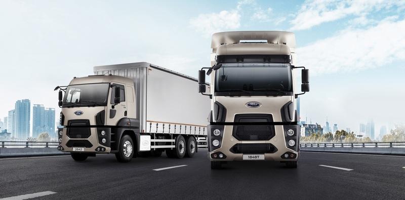 """Ford Trucks çekicilerinde """"0 faiz"""" kampanyası!"""