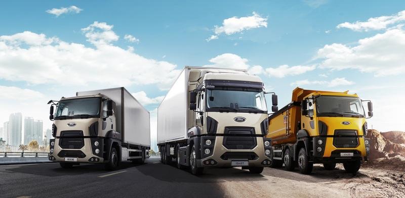 Ford Trucks ile 11 İlde Müşterileriyle Buluşacak