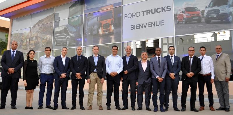 Ford Trucks, Kuzey Afrika ağır ticari araç pazarında ilk 3 markadan biri olmayı hedefliyor