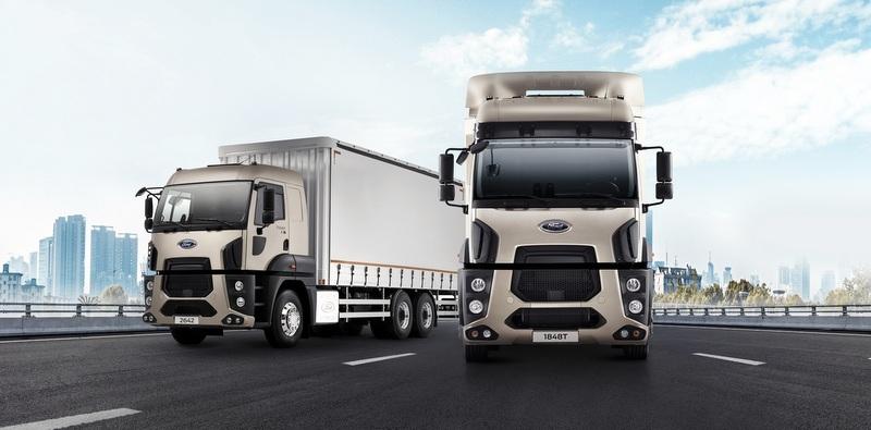 Ford Trucks'tan çekici almak isteyene 200 bin TL, 12 ay, 0 faiz kampanyası