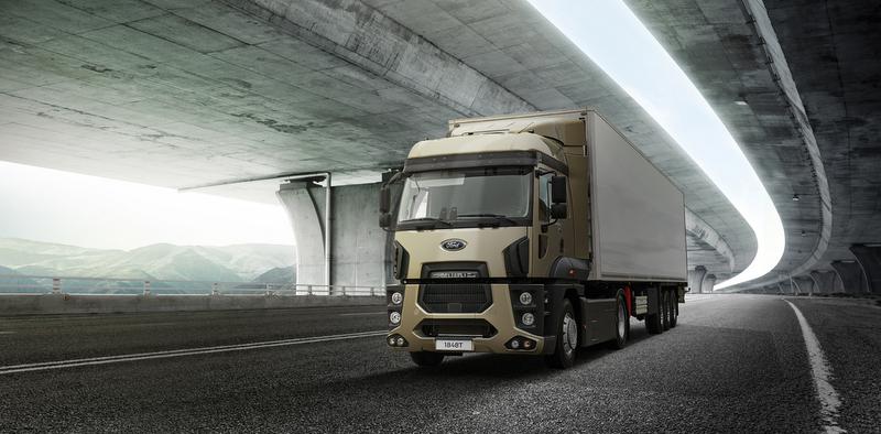 Ford Trucks'tan kamyon ve çekici almak isteyenlere çok özel kampanya!