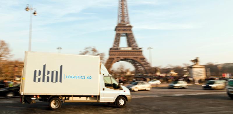 Fransa'da 2 şube açan Ekol Lojistik büyümesini sürdürüyor