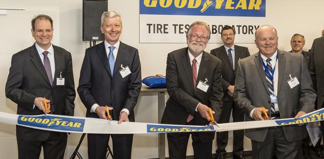 Goodyear, Lüksemburg'ta yeni Lastik Test Laboratuvarı açtı!
