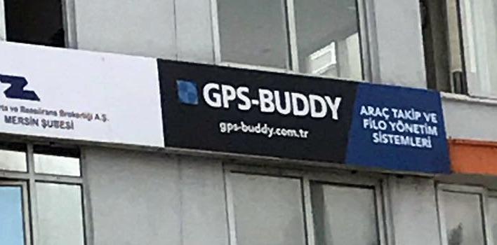 GPS-Buddy, Mersin ofisini hizmete açtı