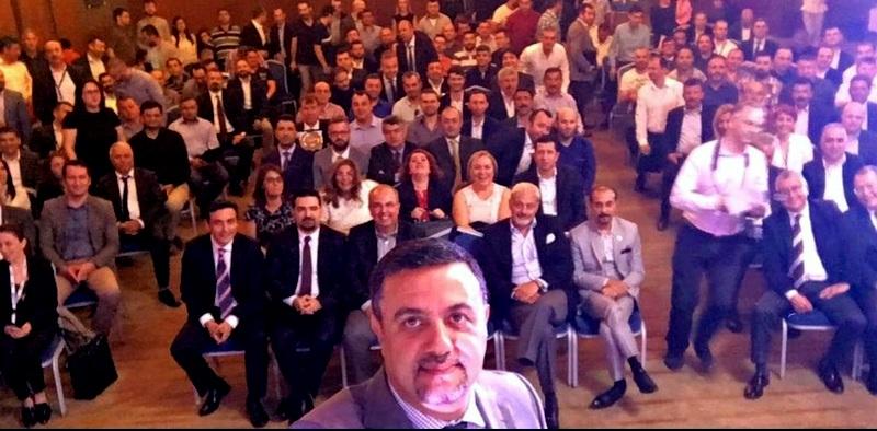 Günün Fotoğrafı Ekol Lojistik Yönetim Kurulu Başkanı Ahmet Musul'dan…