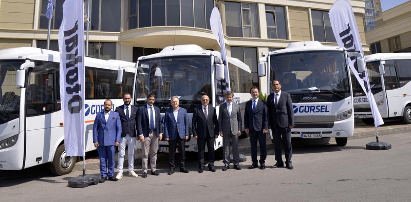 Gürsel Turizm, 20 adet  Otokar Sultan aldı